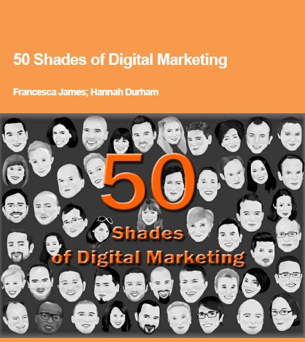 50 shades of digital marketing