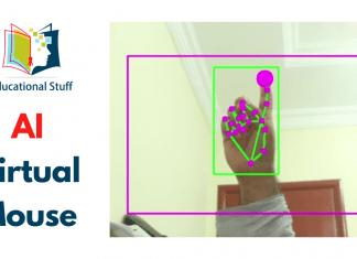 AI Virtual Mouse