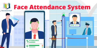 Face Attendance system
