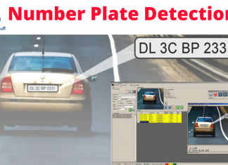Number Plate Detection