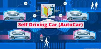 Self-driving in Action (AutoRCCar)