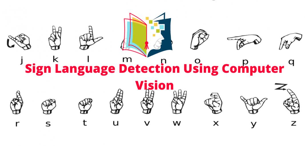 sign language detection,