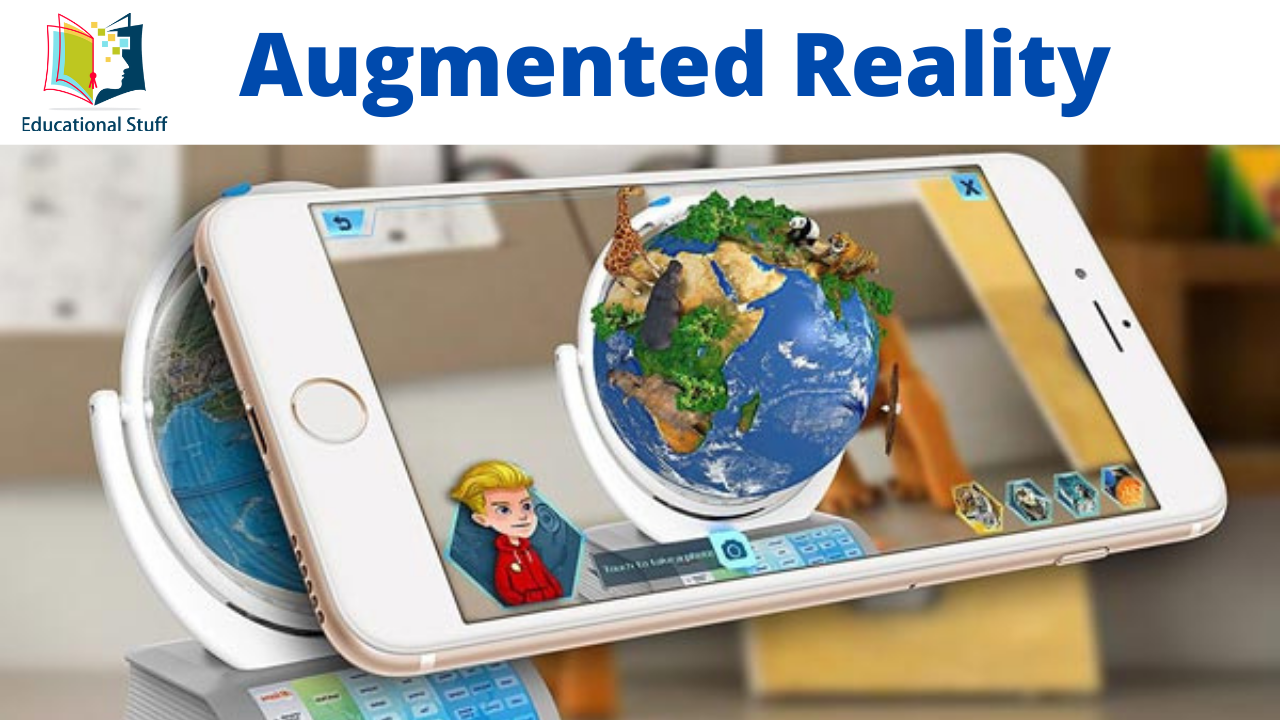augmented reality with Computer vision