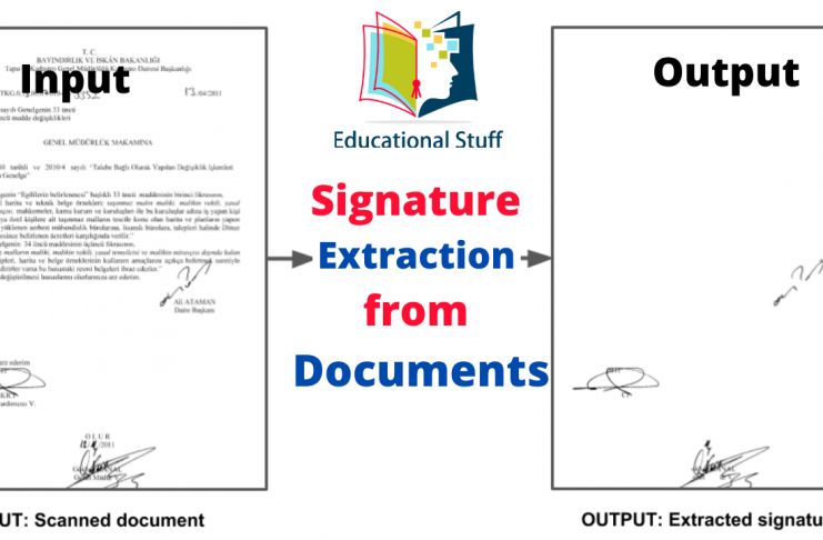 signature extraction